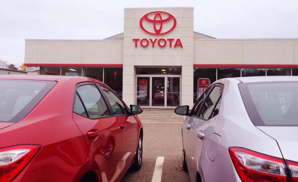 Kentville Toyota Inc Nsada