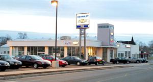 Pye Chevrolet Ltd. | NSADA