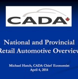 CADEX 2014 Economic Presentation