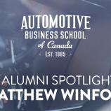 ABSC Alumni Video – Mathew Winford