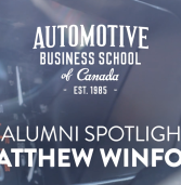 ABSC Alumni Video – Mathew Winford